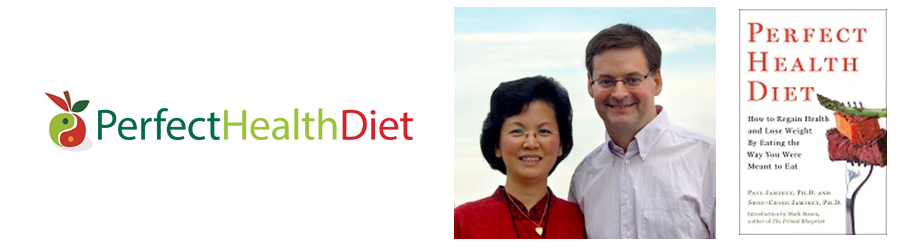 Authors of Perfect Health Diet
